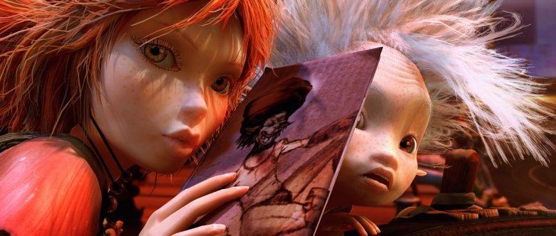 Photo du film : Arthur et les minimoys
