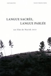 background picture for movie Langue sacrée, langue parlée