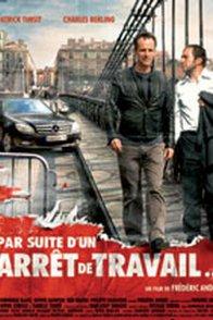 Affiche du film : Par suite d'un arrêt de travail du personnel