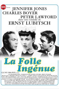 Affiche du film : La Folle ingénue