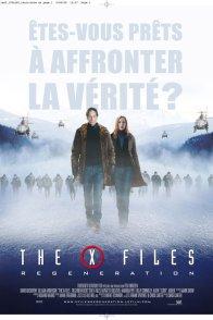 Affiche du film : X-Files : Régénération