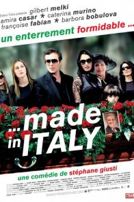 Affiche du film : Made in italy