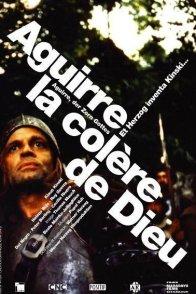 Affiche du film : Aguirre, la colère de Dieu