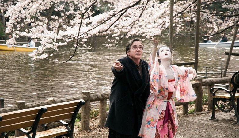 Photo du film : Cherry blossoms - Hanami
