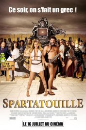 background picture for movie Spartatouille