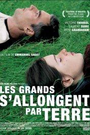 background picture for movie Les grands s'allongent par terre