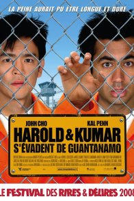 Affiche du film : Harold et Kumar s'évadent de Guantanamo