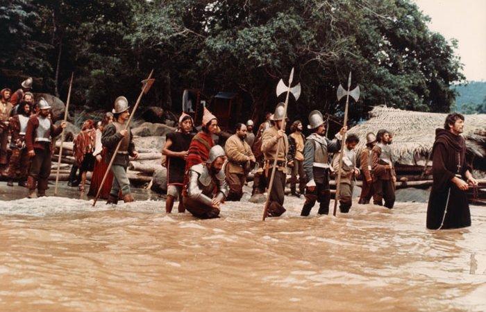 Photo du film : Aguirre, la colère de Dieu