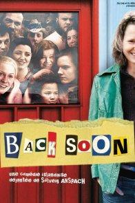 Affiche du film : Back soon