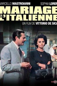 Affiche du film : Mariage à l'italienne