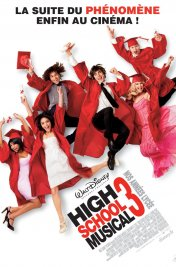background picture for movie High School Musical 3 : nos années lycée
