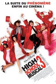 Affiche du film : High School Musical 3 : nos années lycée