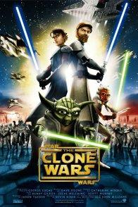 Affiche du film : Star Wars : la Guerre des Clones