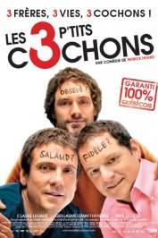 background picture for movie Les trois p'tits cochons