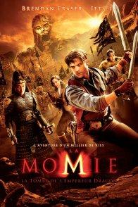 Affiche du film : La Momie 3 : la Tombe de l'Empereur Dragon