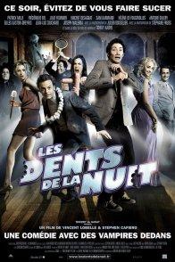 Affiche du film : Les dents de la nuit