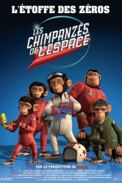 background picture for movie Les Chimpanzés de l'Espace