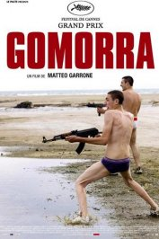 background picture for movie Gomorra
