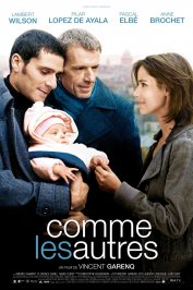 background picture for movie Comme les autres