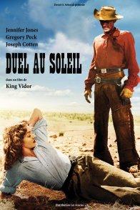 Affiche du film : Duel au soleil