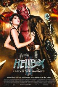 Affiche du film : Hellboy 2 : Les légions d'or maudites