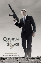 background picture for movie James Bond : Quantum of solace