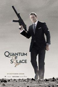 Affiche du film : James Bond : Quantum of solace