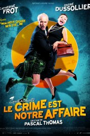 background picture for movie Le crime est notre affaire