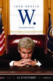 Affiche du film : W. L'improbable président