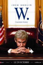 background picture for movie W. L'improbable président