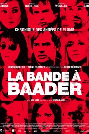 background picture for movie La bande à Baader
