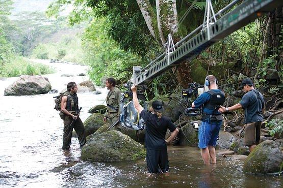 Photo du film : Tonnerre sous les tropiques