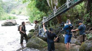 Affiche du film : Tonnerre sous les tropiques