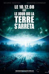 Affiche du film : Le jour où la terre s'arrêta