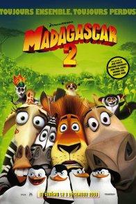 Affiche du film : Madagascar 2 : La grande Evasion