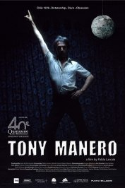 background picture for movie Tony Manero