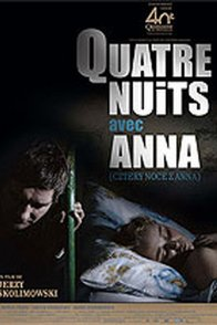 Affiche du film : Quatre nuits avec Anna