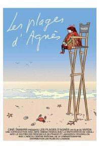 Affiche du film : Les plages d'Agnès