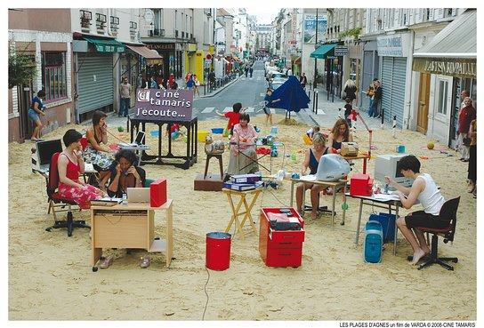 Photo du film : Les plages d'Agnès