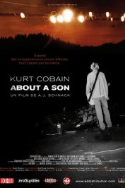 background picture for movie Kurt Cobain : about a son