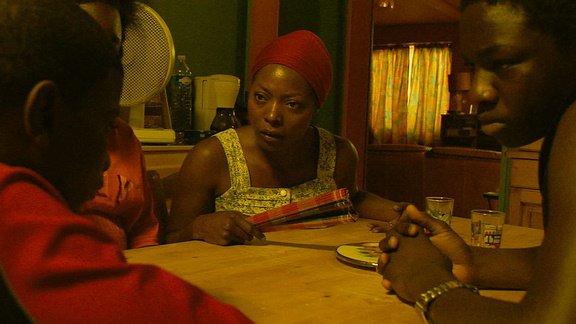 Photo dernier film Félicité Wouassi