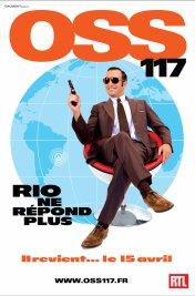 Affiche du film : OSS 117 : Rio ne répond plus
