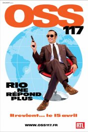 background picture for movie OSS 117 : Rio ne répond plus