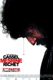 background picture for movie Mesrine : l'ennemi public N°1
