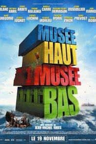 Affiche du film : Musée haut, musée bas