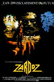 background picture for movie Zardoz