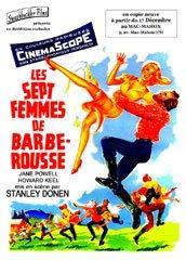 Affiche du film : Les sept femmes de Barberousse