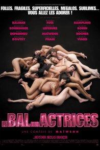 Affiche du film : Le bal des actrices