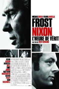 Affiche du film : Frost/Nixon, l'heure de vérité