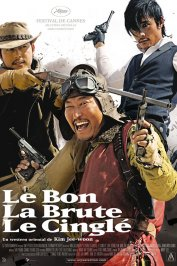 background picture for movie Le bon, la brute et le cinglé